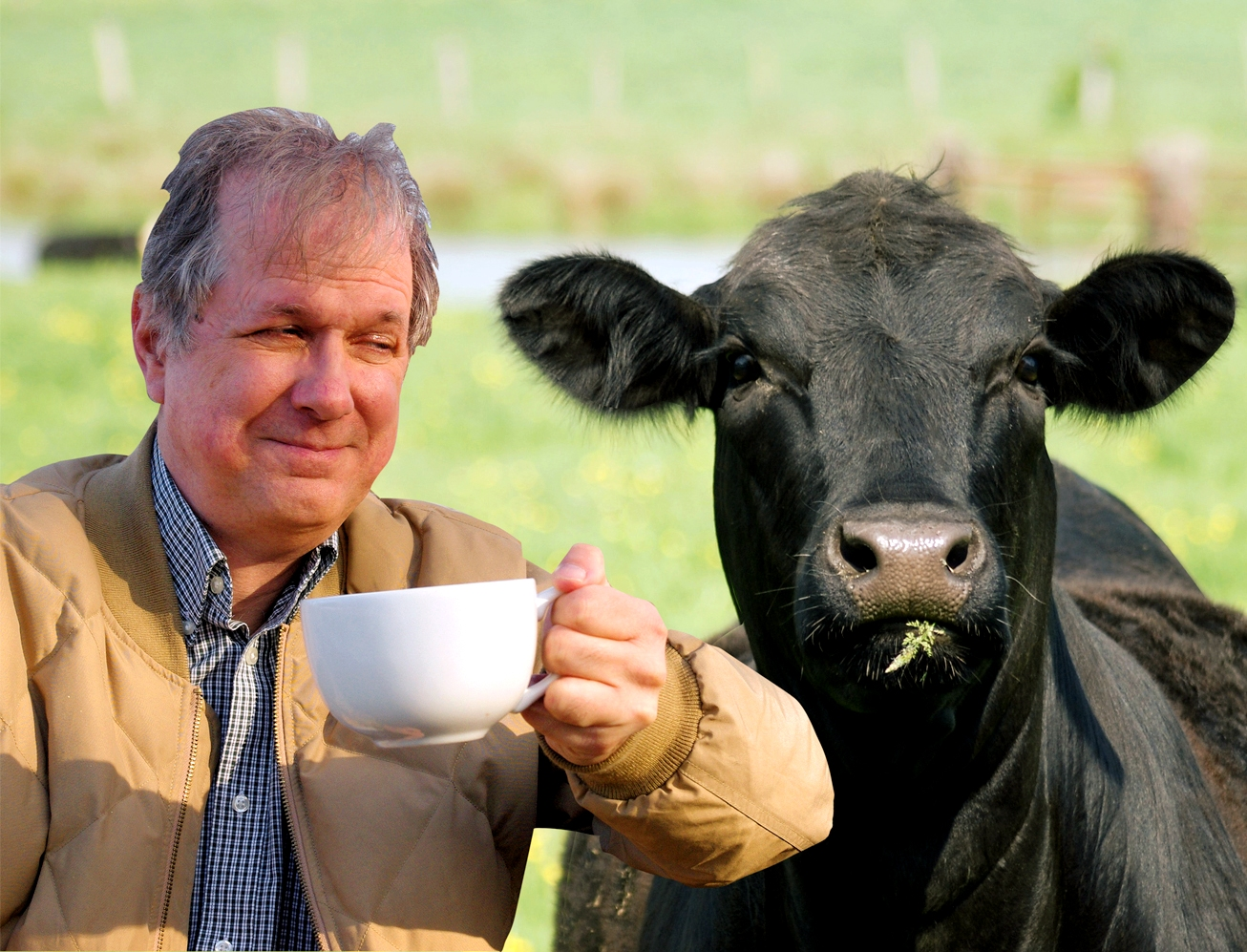 CoffeeCon: Specialty Milk from Kalona SuperNatural™