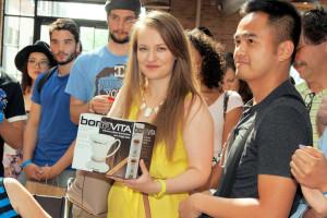 Bonavita prize winner