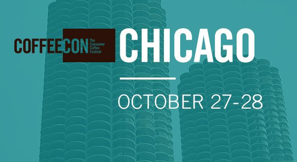 Chicago Coffee Con - 2018