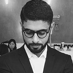 Mokhtar Alkhanshali at CoffeeCon Los Angeles 2018