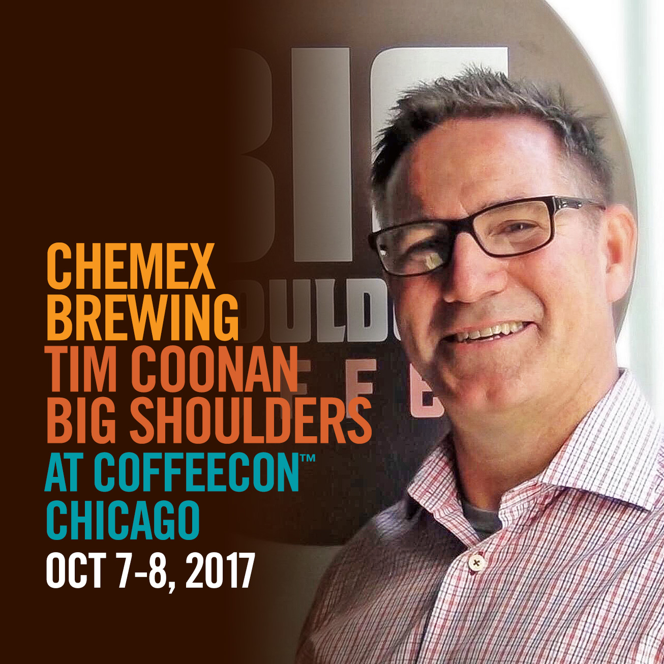 Chemex Brewing with Tim Coonan at CoffeeConChi 2017