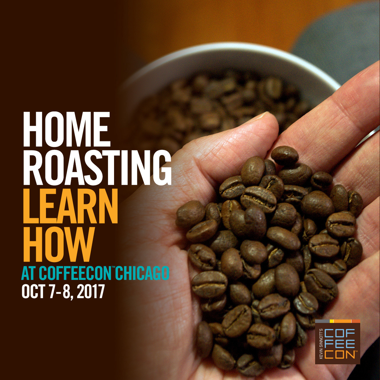 Home Roasting Coffee at CoffeeCon Chicago
