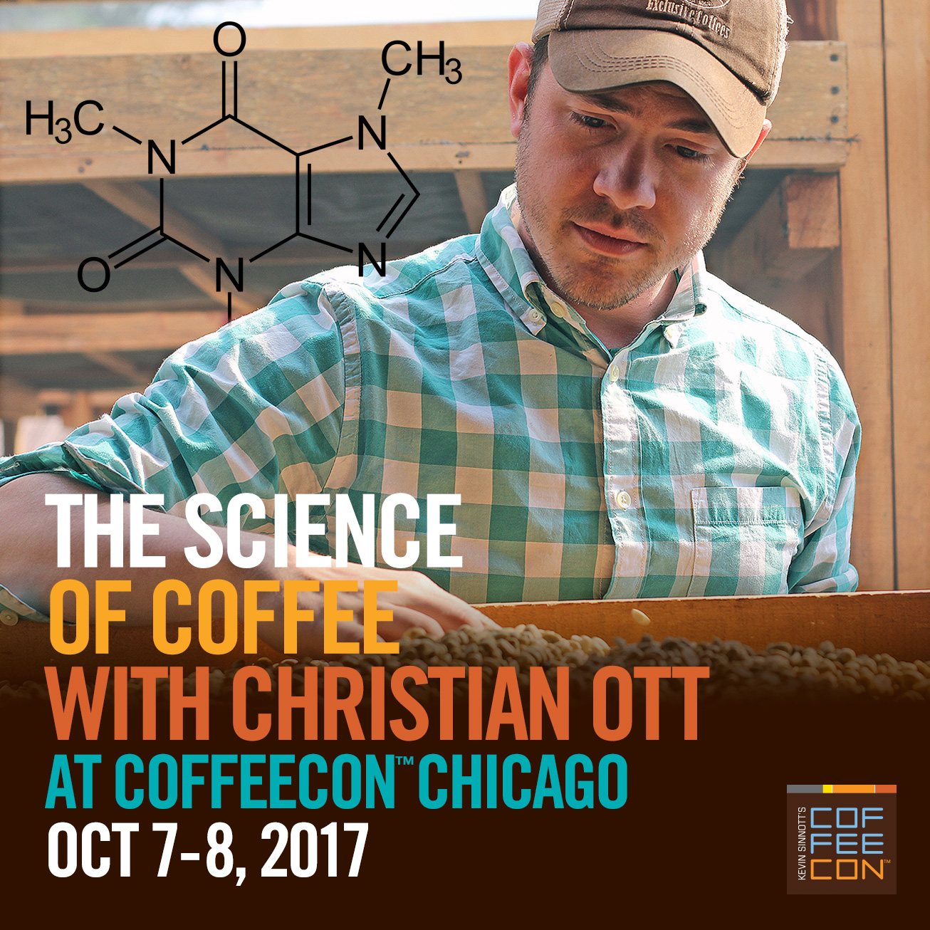 The Science of Coffee with Christian Ott