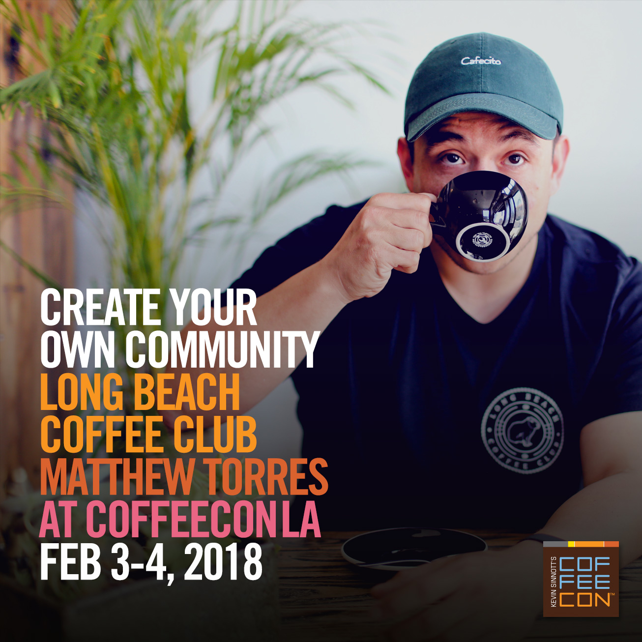 Create Your Own Coffee Community