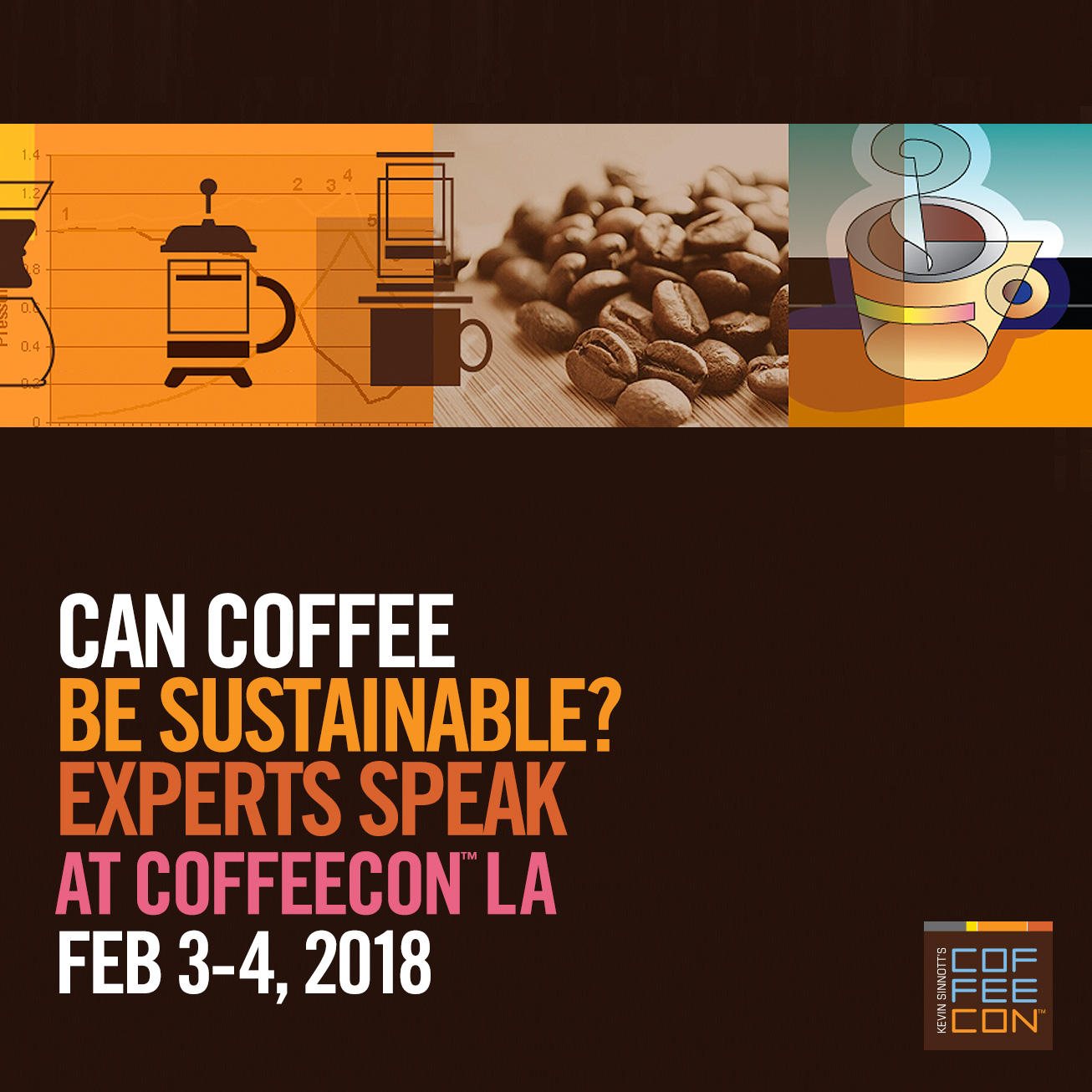 Coffee Sustainability at CoffeeConLA