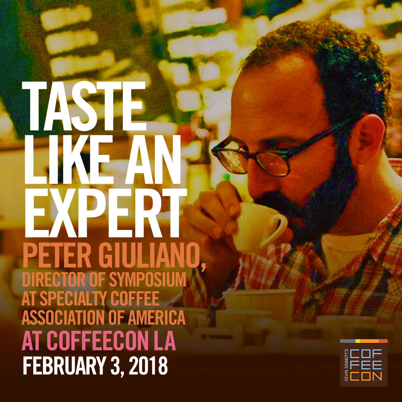 Taste Like An Expert with Peter Giuliano