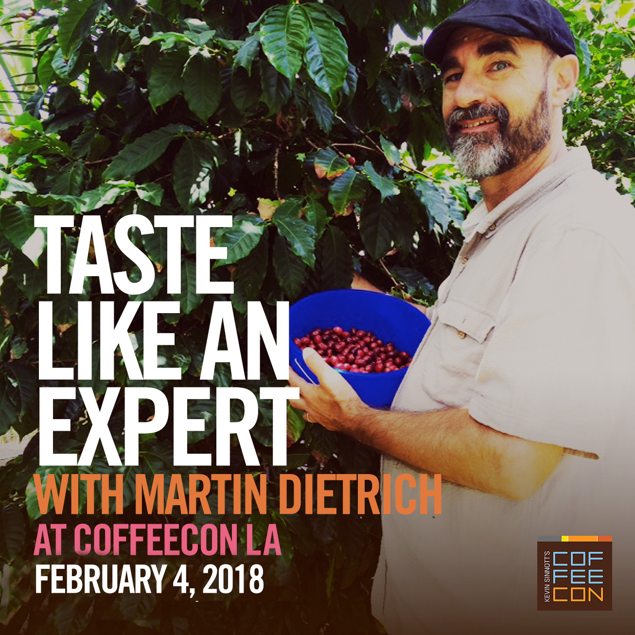 Taste Like an Expert with Martin Dietrich