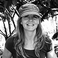 Jessica Ferraro at CoffeeCon Los Angeles 2018