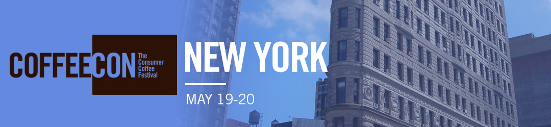 New York Coffee Con - 2018