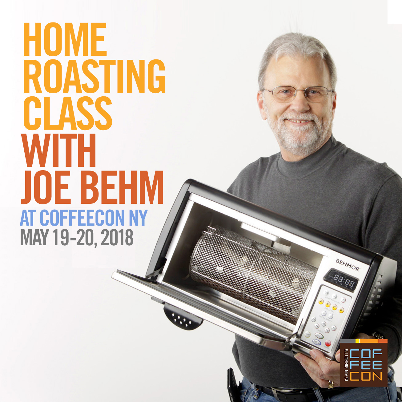 Home Roasting with Joe Behm