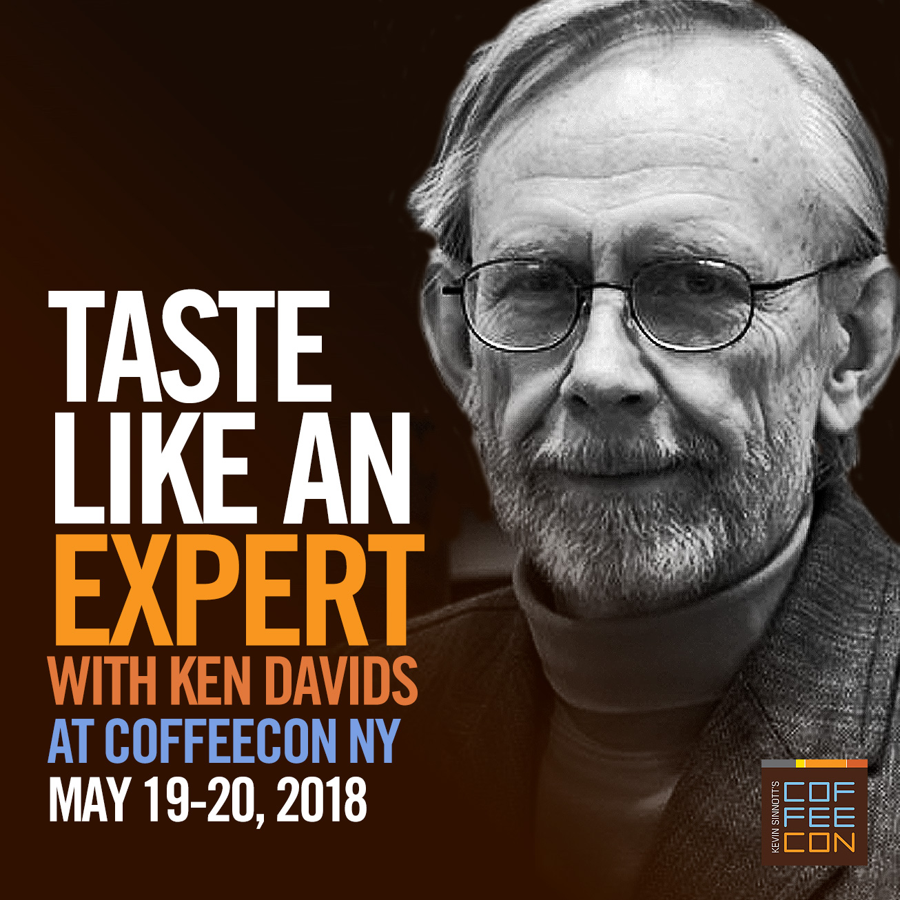 Taste Like An Expert with Kenneth Davids