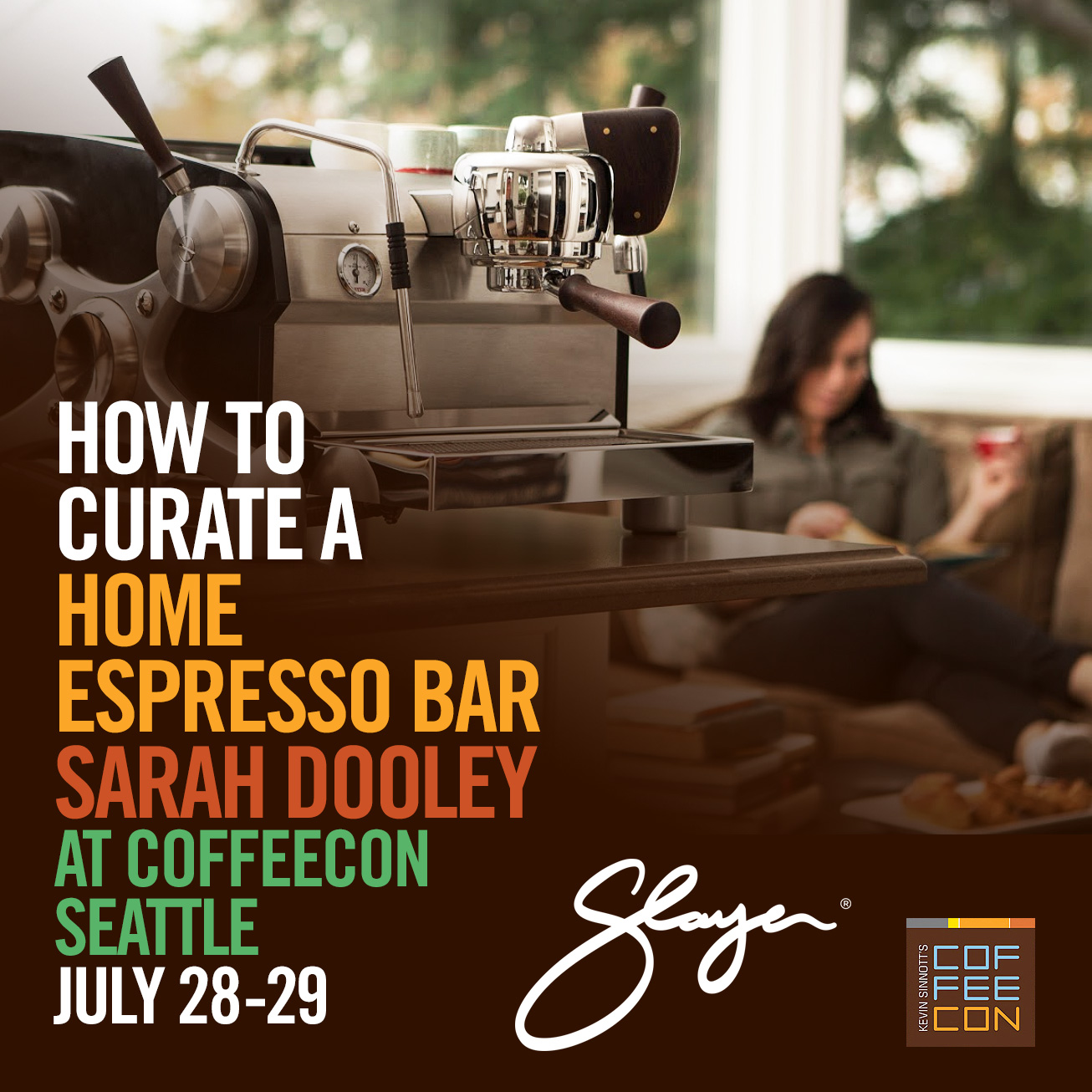How to Curate A Home Espresso Bar with Slayer