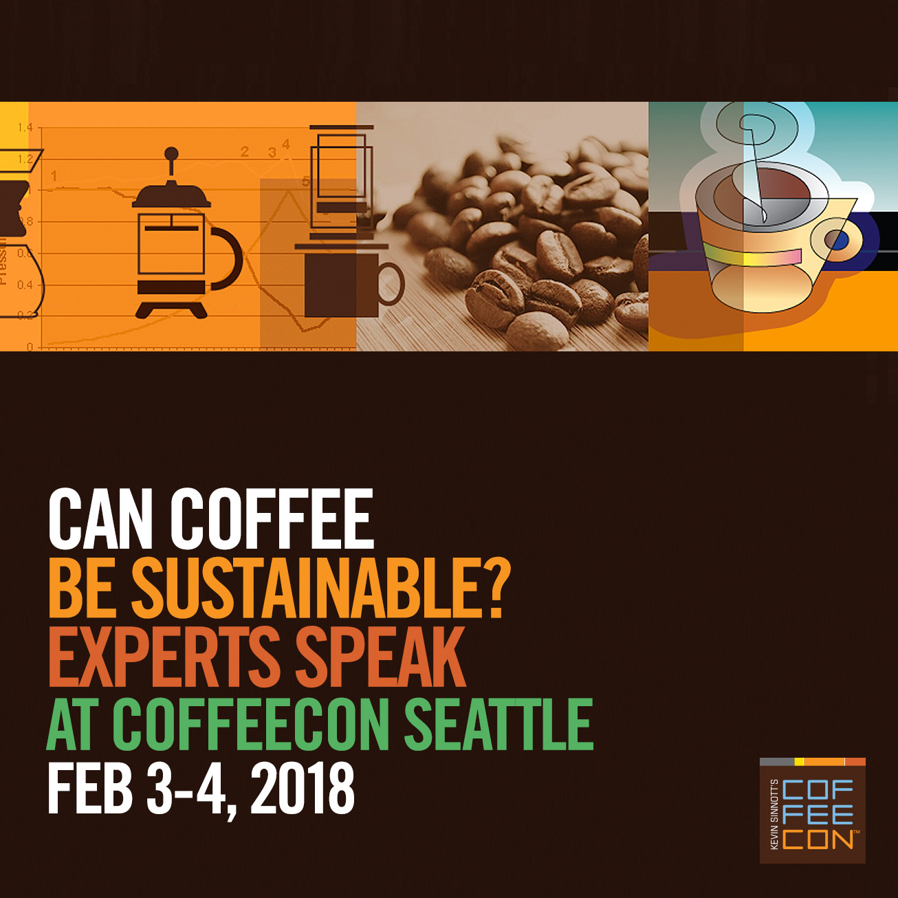 Coffeecon Seattle 2018 Coffee Classes Making Class Intro Can Be Sustainable