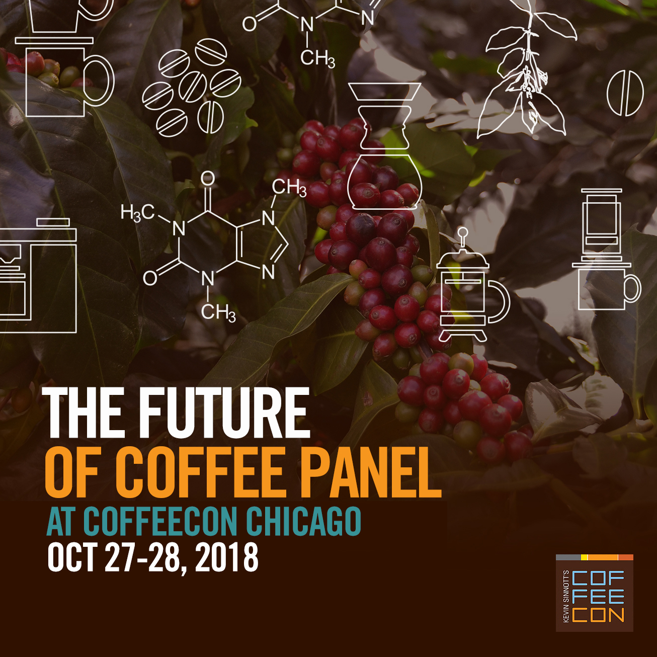 The Future of Coffee Panel at CoffeeConChi 2018