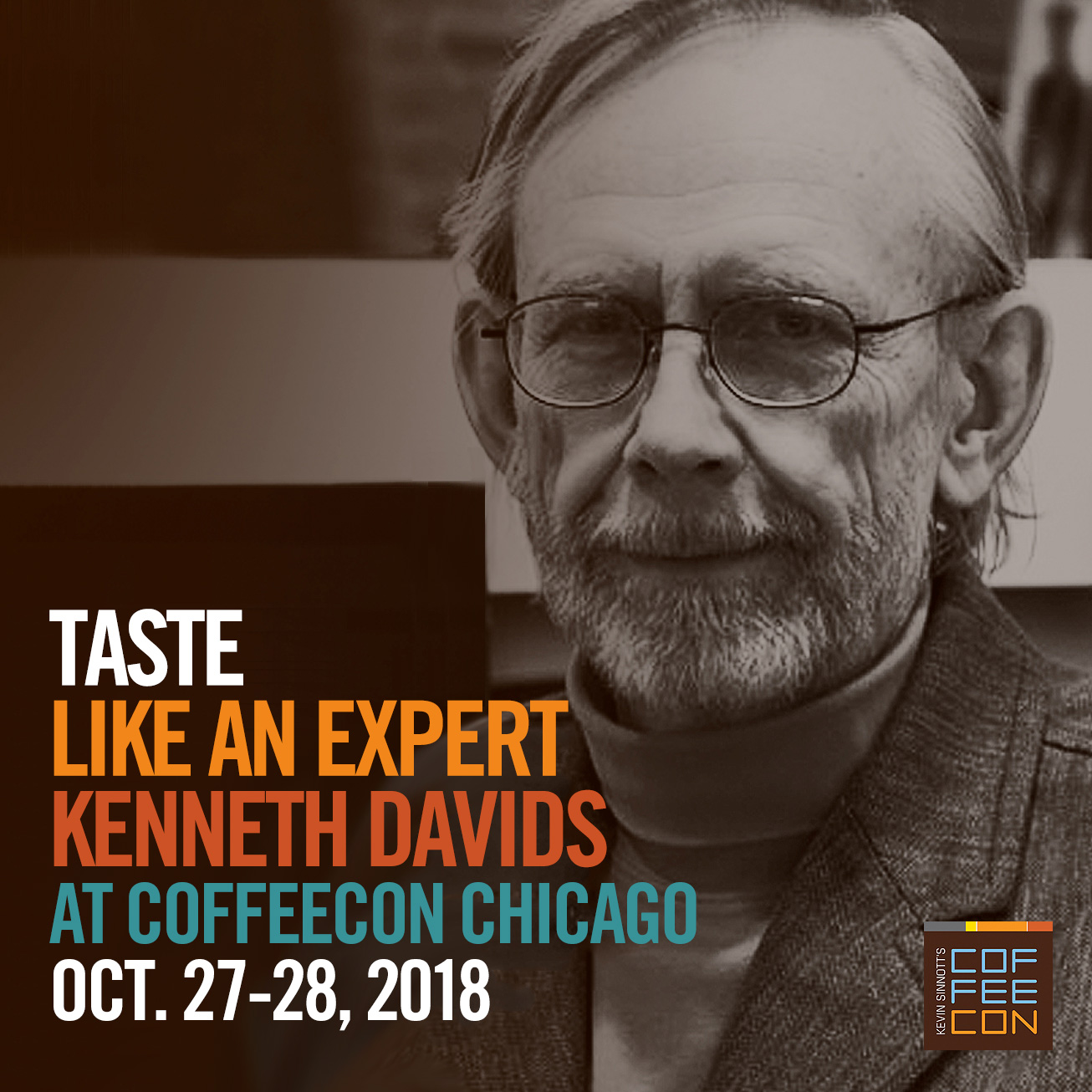 Taste Like An Expert at CoffeeConChicago 2018
