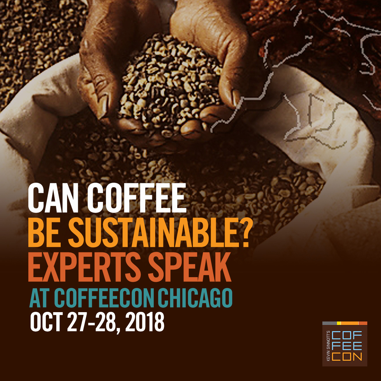 Sustainability at CoffeeConChi 2018