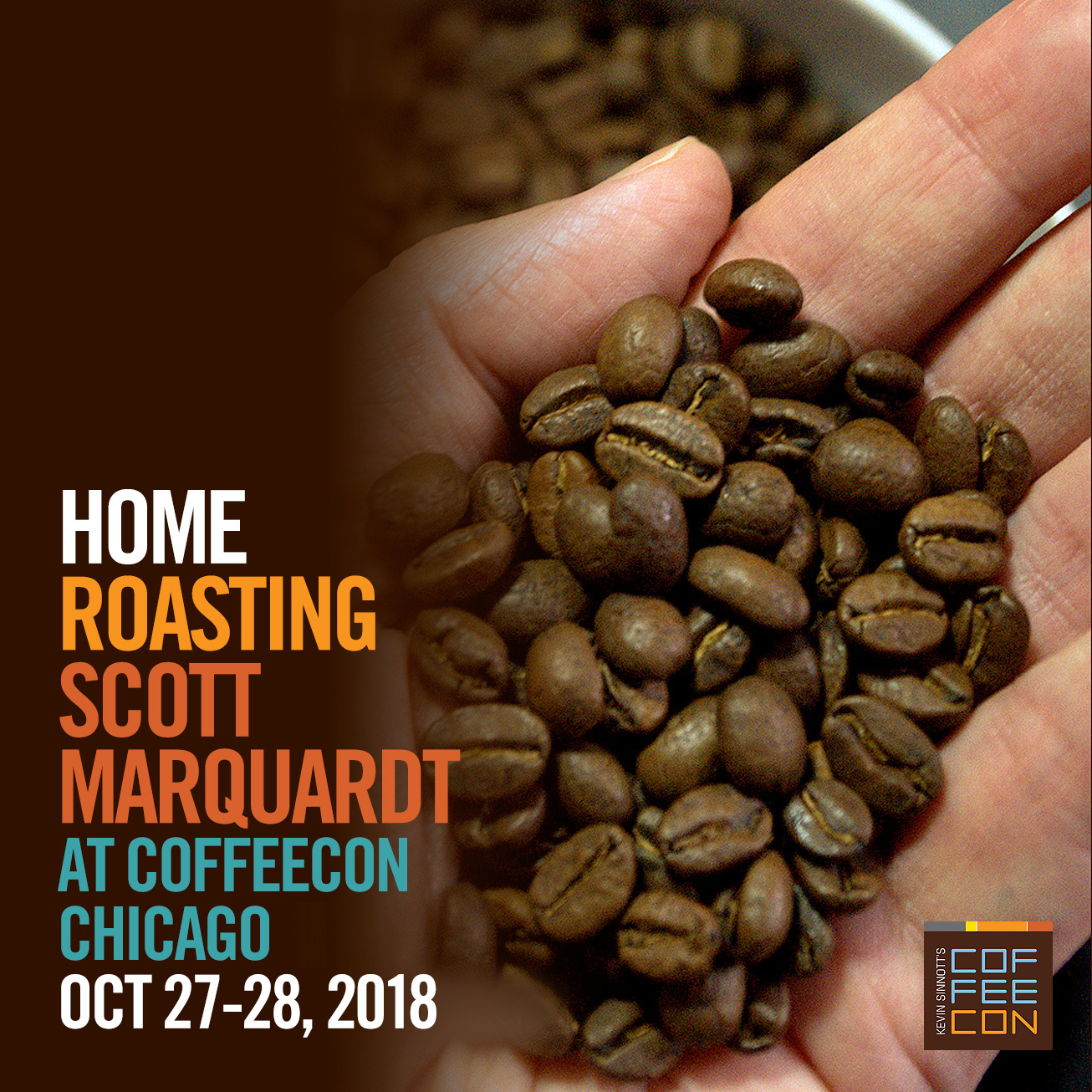 Home Roasting at CoffeeConChi 2018